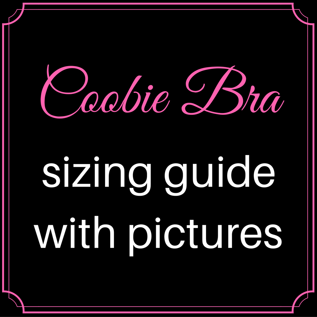 4a1e44c519 Add to My Lists. Coobie Bra SIZING GUIDE
