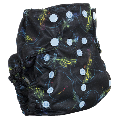 CLEARANCE Smart Bottoms Too Smart Cover - DnD EXCLUSIVE Ripple