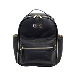 Itzy Ritzy Mini Backpack Diaper Bag - Black