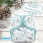 Waddlin' Wonderland Collection by Thirsties - LIMITED EDITION