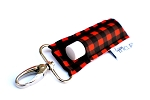 LippyClip - Buffalo Plaid