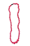 Jellystone Silicone Buoy Necklace