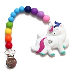 GSC Clip-On Teether - Unicorn