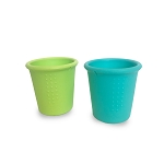 GoSili 8oz Silicone Cups - 2 pack