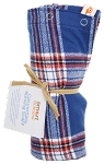 CLEARANCE Smart Bottoms Flannel Nursing Scarf