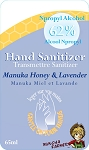Buncha Farmers Manuka Honey & Lavender Hand Sanitizer