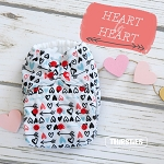 Heart-to-Heart Collection by Thirsties - LIMITED EDITION