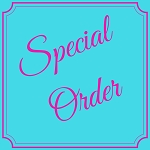 Special Order - Molly S.