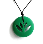 CLEARANCE Zen Rocks Teething Necklace - Earth