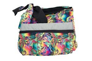 CLEARANCE Smart Bottoms Haversack with Changing Pad - DnD EXCLUSIVE Far Out!