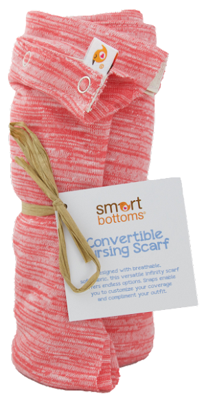 CLEARANCE Smart Bottoms Convertible Nursing Scarf