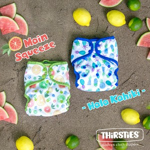 Hala Kahiki & Main Squeeze by Thirsties - LIMITED EDITION