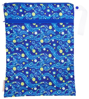 CLEARANCE DnD EXCLUSIVE Starry Night Wet/Dry Bag