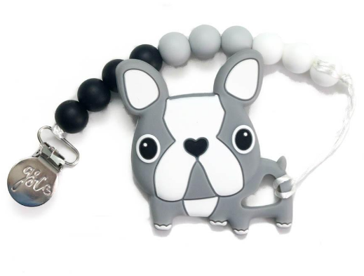 GSC Clip-On Teether - Dog