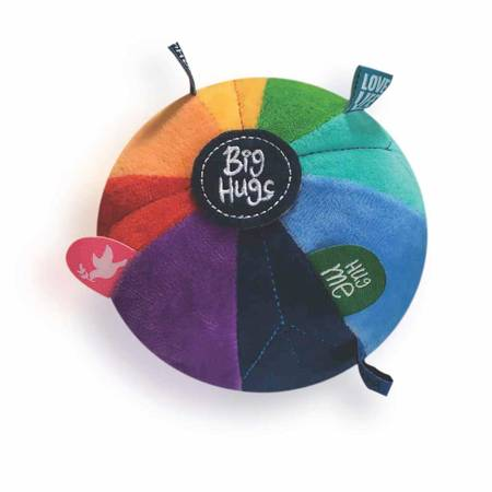 OB Designs Rainbow Sensory Ball