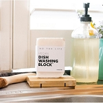 No Tox Life - Zero Waste Dishwashing Block 7.5oz