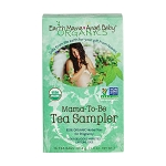 Earth Mama Angel Baby Organic Mama-to-Be Tea Sampler BEST BY 04/26/19