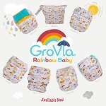 FINAL SALE Rainbow Baby Collection by GroVia