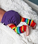 Newborn Leg Warmers OPEN STOCK