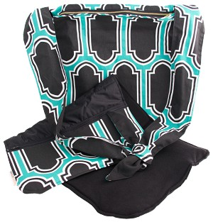 CLEARANCE Smart Bottoms Haversack with Changing Pad